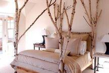 Kreativ Wohnen mit Naturholz