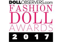 DollObservers.com Fashion Doll Awards #DOFDAs 2017