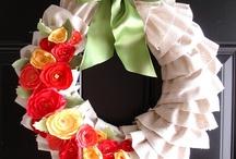 Wreaths / by Mariah McMasters