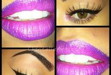 Makeup  / by HBIC Bentley 💋