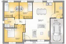 modèle de maisons