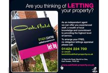 Lettings Leaflets / A selection of letting #agents #leaflet and #flyer design ideas to help market #property management services to prospective #landlords. #LettingsLeaflets