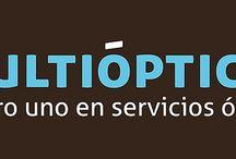 Grupo MultiOpticas / Nº 1 en servicios ópticos