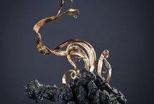 Minerales / Fotografías con minerales