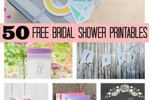 Weddings & Bridal Showers