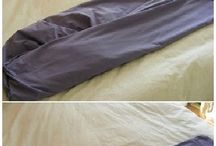 How fold bed sheet