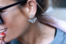 statement earrings Spring 2017
