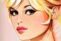 Blondes / by Rebbecca Richmond