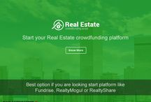 Realestate Crowdfunding / Real Estate Crowdfunding Software
