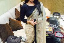 sarees and lehngaas!!!