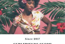 CURLFRIENDS SUOMI / Afro-textured Hair, Culture and Heritage in Finland