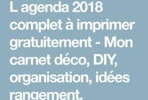 Imprimer agenda