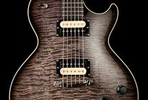 Collings CL - Acid Wash Charcoal Finish