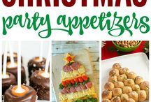 Party foods and appetizers