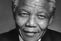 Nelson Mandela / by Sylvaine Caron