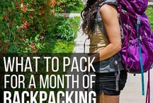 Packing for travels / How to pack, what to bring, What to pack in