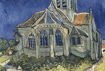 Renoir / Monet / Van Gogh