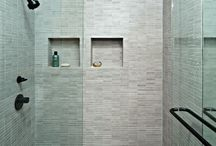 Home Ideas - bathroom / by Heather Brown