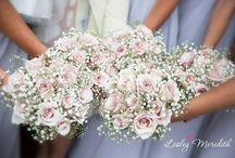 Wedding flowers Laura