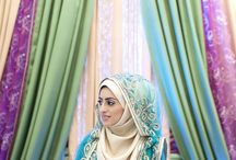 wedding in hijab