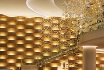 Дизайн вестибюля отеля