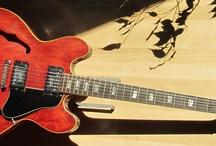 E-Gitarren / Elektrische Gitarren in Ihrer ganzen Pracht