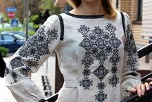 embroidered fashion