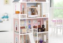 doll houses / by Cheri Bonnett Greenwood