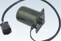 main pump solenoid valve for Komatsu replacement parts PC200-6,PC250LC-6L
