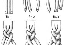 Hair / There are three simple steps to do a braid.