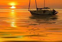 Sunset Beauty / feeling