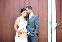 Portland, OR farm wedding / Wedding on a Portland, Oregon farm photographed by Ann-Kathrin Koch www.annkathrinkoch.com