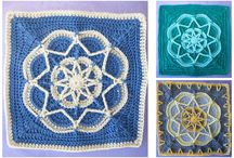 Crochet Designs by Helen Shrimpton / Crochet designs some free and some paid patterns full details of all designs can be found on my website www.crystalsandcrochet.com