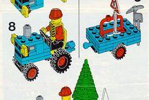 '80'90-es évek LEGO