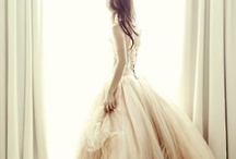 Ball Gowns, Jewelry, and Other Girly Things / by Hannah Tribolet