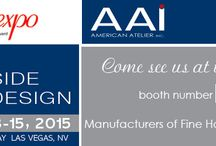 Trade Shows / Hospitality Furniture Shows featuring vendors in the Hospitality Industry