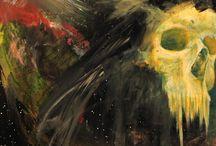Art - Paintings & Drawings 8 / by Crone
