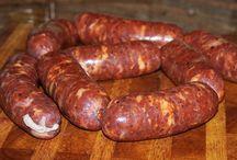 home made sausags /recipies