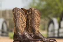 Men's Cowboy Boots / Because every cowboy needs a favorite pair of boots!