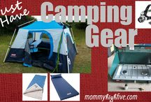 Good Ideas for Camping With Kids