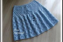 pollera crochet