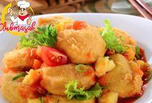 Resep Aneka Hidangan Bumbu Asam Manis, clubmasak.com