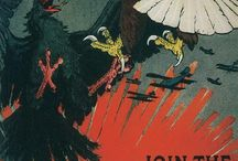 Military - WWII / Vintage style posters for Miltary/WWII and so on.  / by PosterScene.com