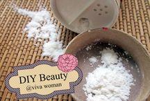 Beauty recipes DIY