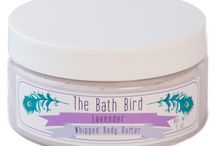 Whipped Body Butter / A triple butter blend of cocoa, mango, and shea butters is the secret to my luxurious whipped body butter.  In the jar, it's a light and fluffy consistency that is similar to whipped cream, but as soon as it touches your skin, it melts into a silky, fast-absorbing body oil.