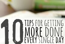 tips for getting more done