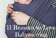 I ♥ babywearing