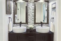 My bathroom / by Saxon Holt