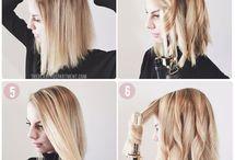 idei aranjat părul scurt
