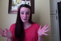 Caitlin Metz TV / Watch me on Youtube! / by Caitlin Metz